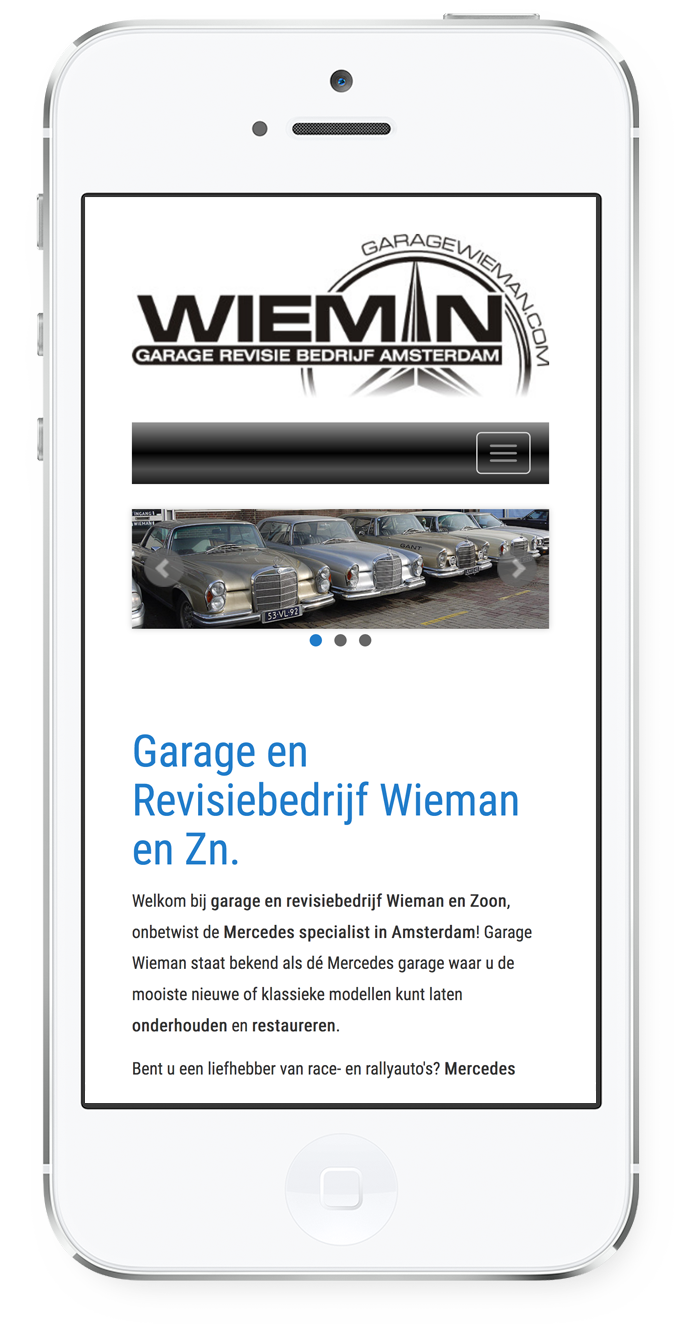 Garage Wieman Mobile